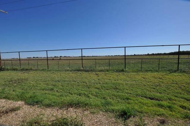 0 County Road, Levelland, TX 79336 (MLS #201909287) :: The Lindsey Bartley Team