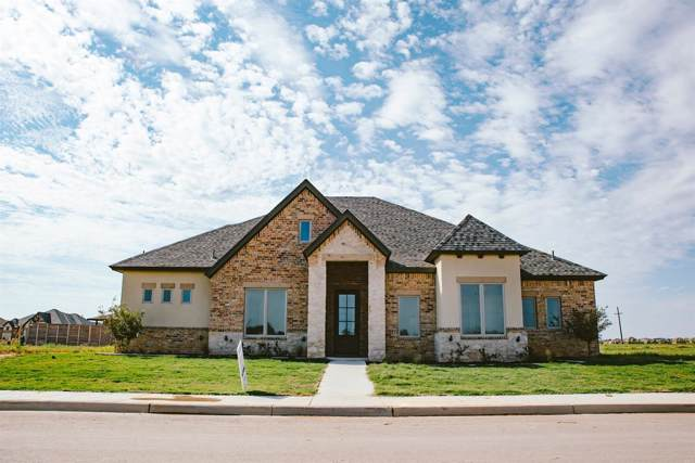 3713 117th Street, Lubbock, TX 79423 (MLS #201909292) :: The Lindsey Bartley Team