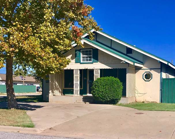 211 8th Street, Levelland, TX 79336 (MLS #201909296) :: The Lindsey Bartley Team