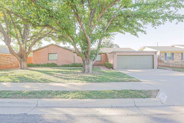 4821 11th Street, Lubbock, TX 79416 (MLS #201909314) :: Stacey Rogers Real Estate Group at Keller Williams Realty