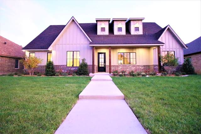 1207 N 15th Street, Wolfforth, TX 79382 (MLS #201909315) :: Lyons Realty
