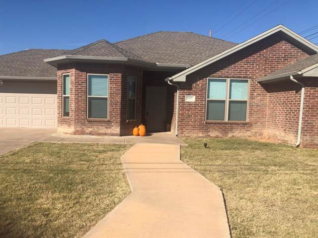 1107 Holly Street, Levelland, TX 79336 (MLS #201909363) :: The Lindsey Bartley Team