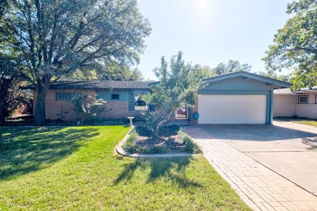 3205 45th Street, Lubbock, TX 79413 (MLS #201909364) :: Lyons Realty