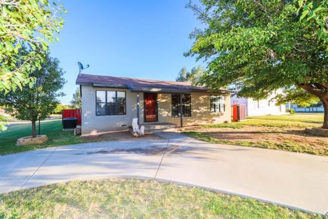 501 Main Street, Amherst, TX 79312 (MLS #201909380) :: Lyons Realty