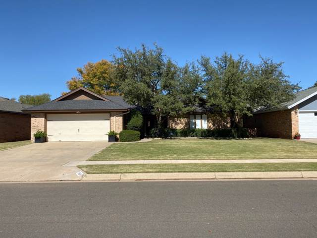 5624 87th Place, Lubbock, TX 79424 (MLS #201909392) :: Stacey Rogers Real Estate Group at Keller Williams Realty