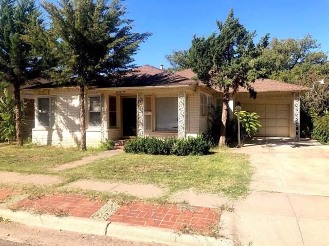 2010 24th Street, Lubbock, TX 79411 (MLS #201909419) :: Lyons Realty