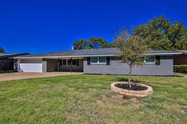 107 Tanglewood, Levelland, TX 79336 (MLS #201909422) :: The Lindsey Bartley Team
