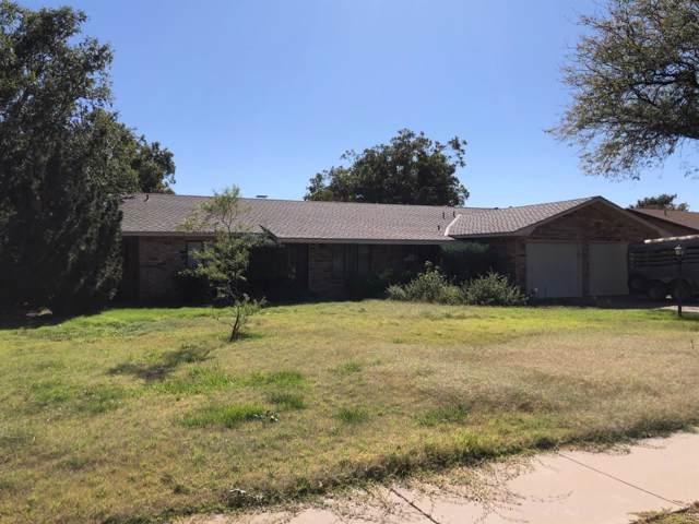 903 W Houston Street, Floydada, TX 79235 (MLS #201909447) :: Stacey Rogers Real Estate Group at Keller Williams Realty