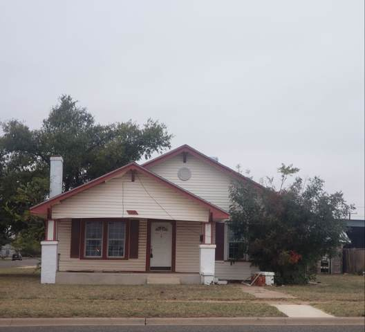 312 S Houston Street, Lamesa, TX 79331 (MLS #201909475) :: The Lindsey Bartley Team