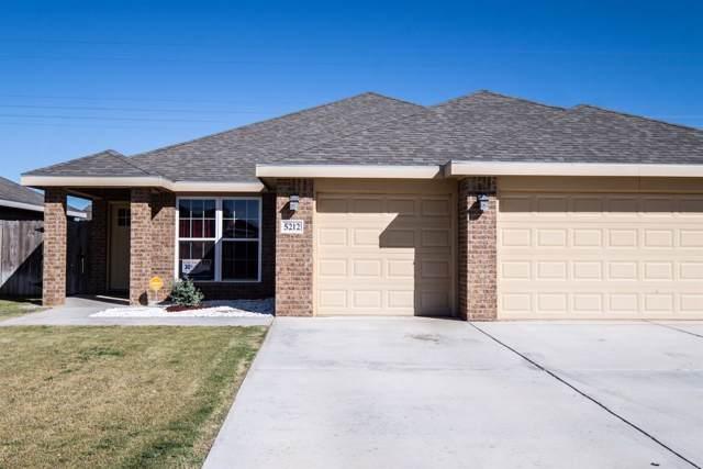 5212 Marshall Street, Lubbock, TX 79416 (MLS #201909522) :: The Lindsey Bartley Team