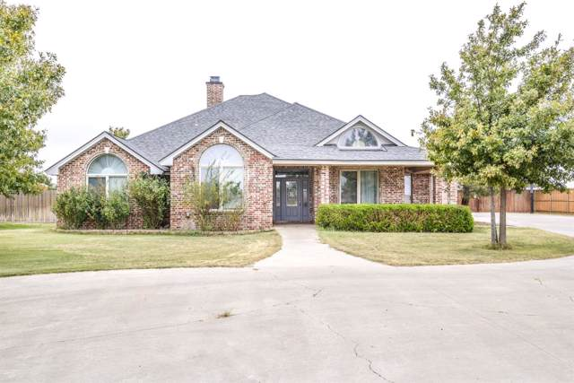 16202 County Road 1450, Wolfforth, TX 79382 (MLS #201909524) :: Stacey Rogers Real Estate Group at Keller Williams Realty