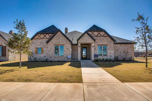 3707 117th Street, Lubbock, TX 79423 (MLS #201909540) :: The Lindsey Bartley Team