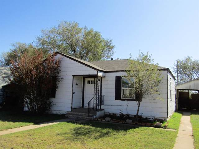 1616 9th Street, Levelland, TX 79336 (MLS #201909556) :: Stacey Rogers Real Estate Group at Keller Williams Realty