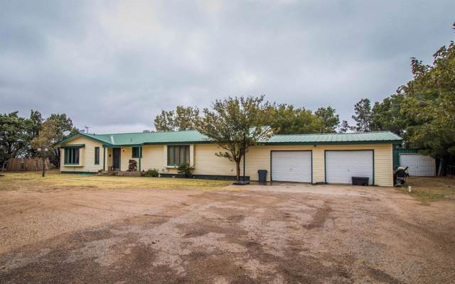 6219 E Farm Road 41, Slaton, TX 79364 (MLS #201909560) :: Blu Realty