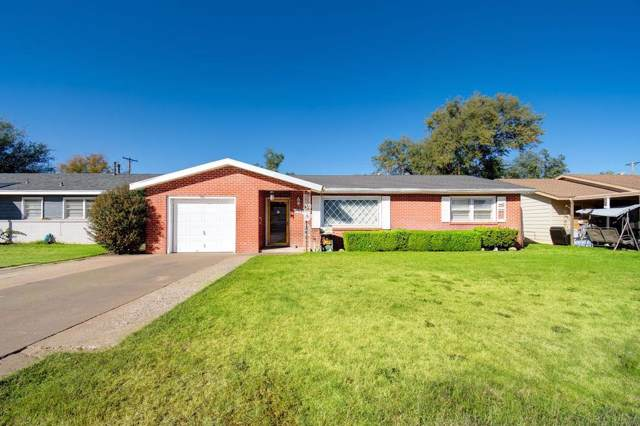 1314 61st Street, Lubbock, TX 79412 (MLS #201909571) :: Stacey Rogers Real Estate Group at Keller Williams Realty