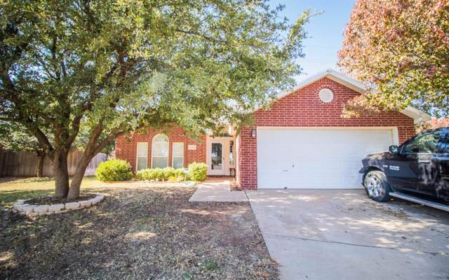 6414 13th, Lubbock, TX 79416 (MLS #201909586) :: The Lindsey Bartley Team