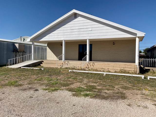 609 N Main, Denver City, TX 79323 (MLS #201909593) :: Lyons Realty