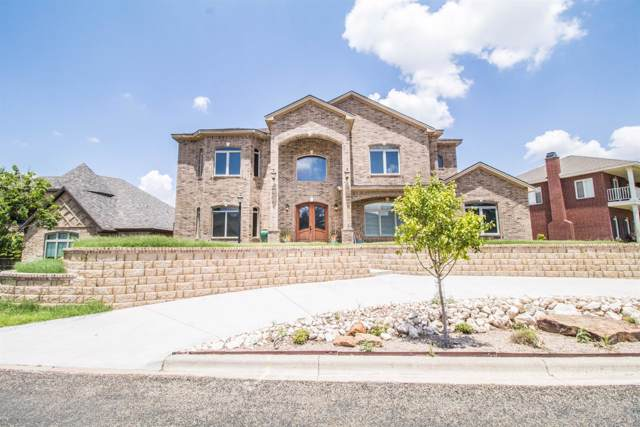 8 W Lakeshore Drive, Ransom Canyon, TX 79366 (MLS #201909603) :: The Lindsey Bartley Team