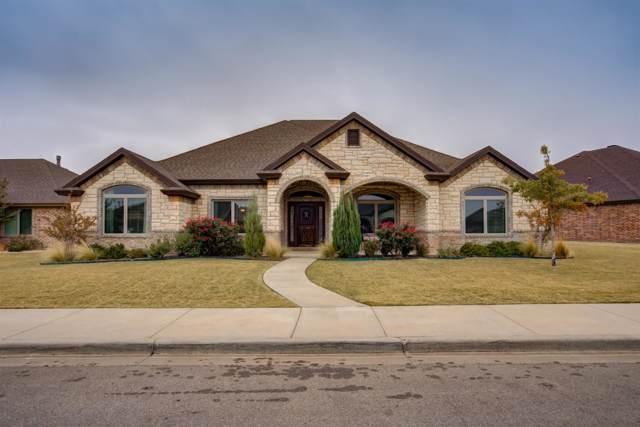 6308 75th Place, Lubbock, TX 79424 (MLS #201909607) :: McDougal Realtors