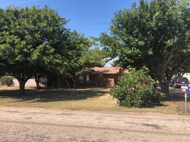 864 County Road R, Plainview, TX 79072 (MLS #201909622) :: The Lindsey Bartley Team
