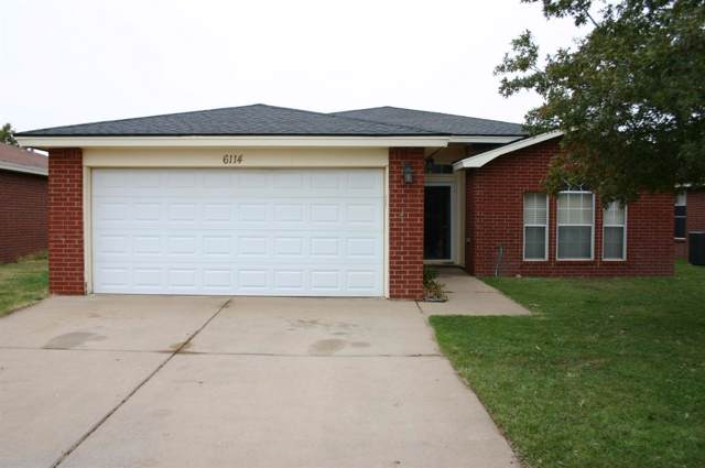 6114 7th Drive, Lubbock, TX 79416 (MLS #201909636) :: Stacey Rogers Real Estate Group at Keller Williams Realty