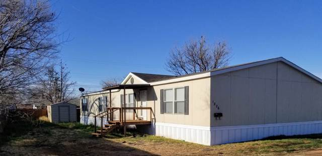 1826 8th Street, Levelland, TX 79336 (MLS #201909637) :: Stacey Rogers Real Estate Group at Keller Williams Realty
