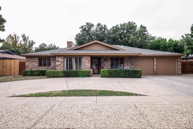 5517 77th Street, Lubbock, TX 79424 (MLS #201909672) :: The Lindsey Bartley Team