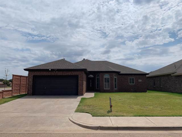 9803 Elkhart Avenue, Lubbock, TX 79424 (MLS #201909692) :: Stacey Rogers Real Estate Group at Keller Williams Realty