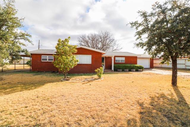 1485 W Ellis Street, Levelland, TX 79336 (MLS #201909695) :: The Lindsey Bartley Team