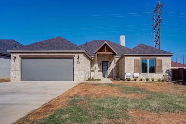 3410 107th Street, Lubbock, TX 79423 (MLS #201909714) :: Stacey Rogers Real Estate Group at Keller Williams Realty