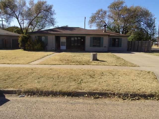 4202 Chicago Avenue, Lubbock, TX 79414 (MLS #201909736) :: McDougal Realtors