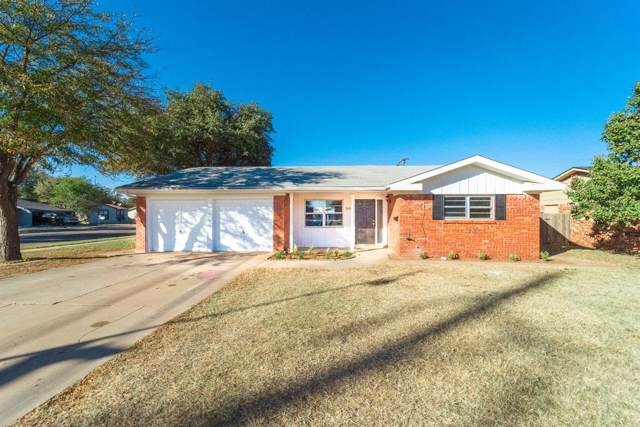 5434 44th Street, Lubbock, TX 79414 (MLS #201909758) :: Lyons Realty