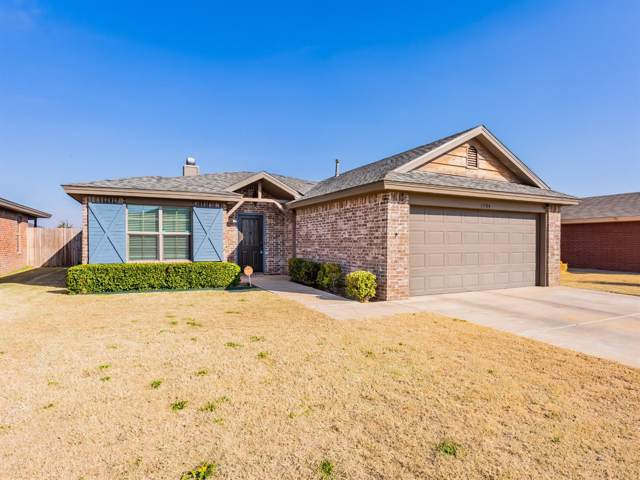 1504 79th Street, Lubbock, TX 79423 (MLS #201909767) :: McDougal Realtors