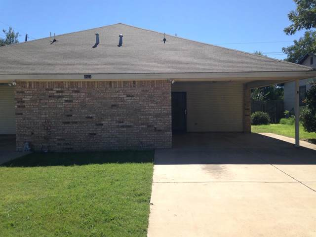 4401 36th Street, Lubbock, TX 79414 (MLS #201909803) :: The Lindsey Bartley Team
