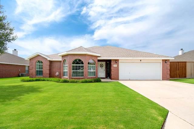 5807 88th Street, Lubbock, TX 79424 (MLS #201909818) :: McDougal Realtors