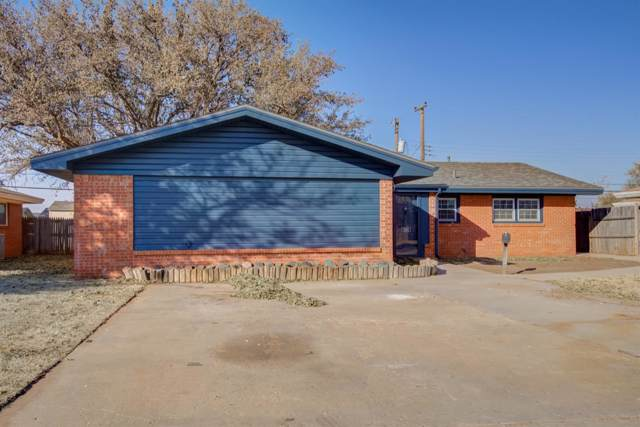 5004 10th Street, Lubbock, TX 79416 (MLS #201909823) :: Stacey Rogers Real Estate Group at Keller Williams Realty
