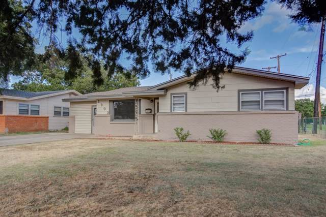2903 Peoria Avenue, Lubbock, TX 79410 (MLS #201909825) :: Stacey Rogers Real Estate Group at Keller Williams Realty