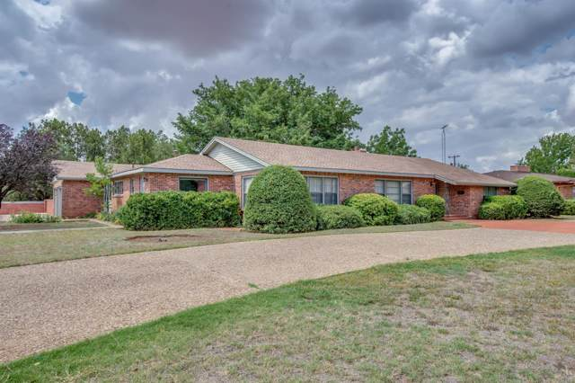 1010 E Tate Street, Brownfield, TX 79316 (MLS #201909855) :: Stacey Rogers Real Estate Group at Keller Williams Realty