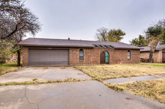 7005 Utica Place, Lubbock, TX 79424 (MLS #201909883) :: The Lindsey Bartley Team