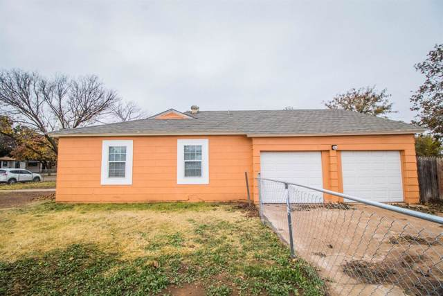 2002 61st Street, Lubbock, TX 79412 (MLS #201909893) :: The Lindsey Bartley Team