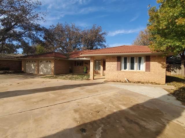 1713 E Carter Drive, Brownfield, TX 79316 (MLS #201909895) :: Reside in Lubbock | Keller Williams Realty