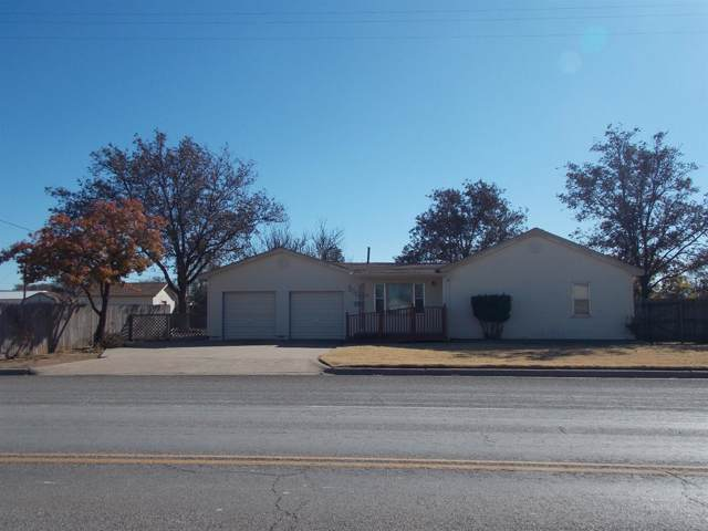 511 1st Street, Abernathy, TX 79311 (MLS #201909902) :: McDougal Realtors