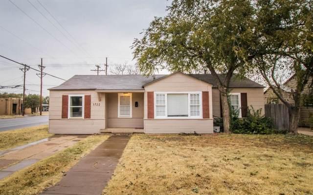 3722 25th Street, Lubbock, TX 79410 (MLS #201909903) :: McDougal Realtors