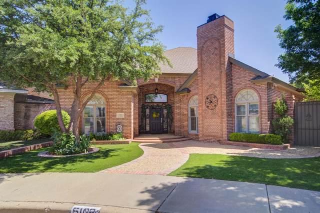 5102 91st Street, Lubbock, TX 79424 (MLS #201909907) :: McDougal Realtors
