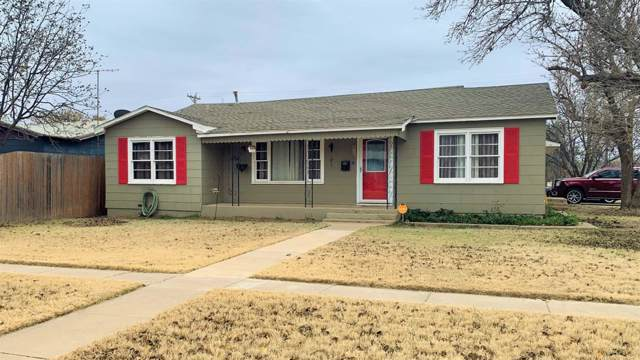 212 13th Street, Levelland, TX 79336 (MLS #201909916) :: Lyons Realty