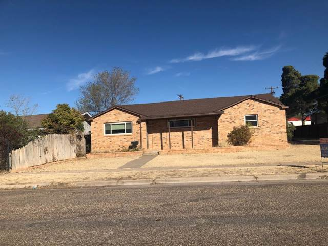 107 14th Street, Levelland, TX 79336 (MLS #201909918) :: The Lindsey Bartley Team