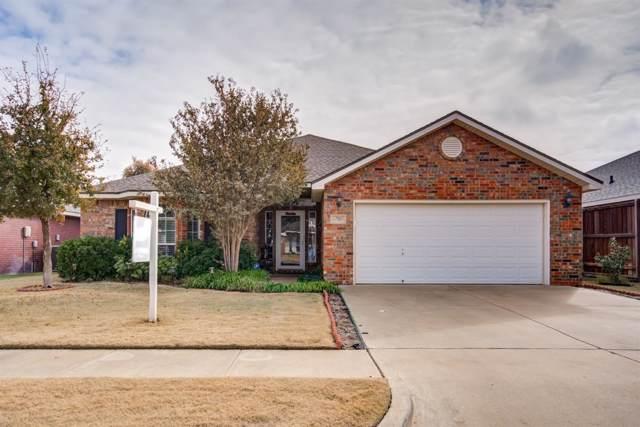 6705 90th Street, Lubbock, TX 79424 (MLS #201909919) :: McDougal Realtors