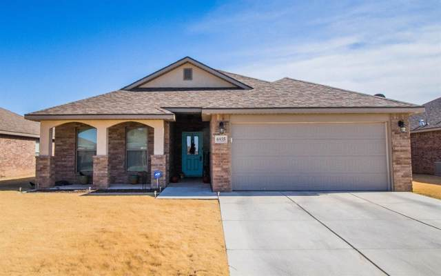 6935 37th Street, Lubbock, TX 79407 (MLS #201909920) :: The Lindsey Bartley Team