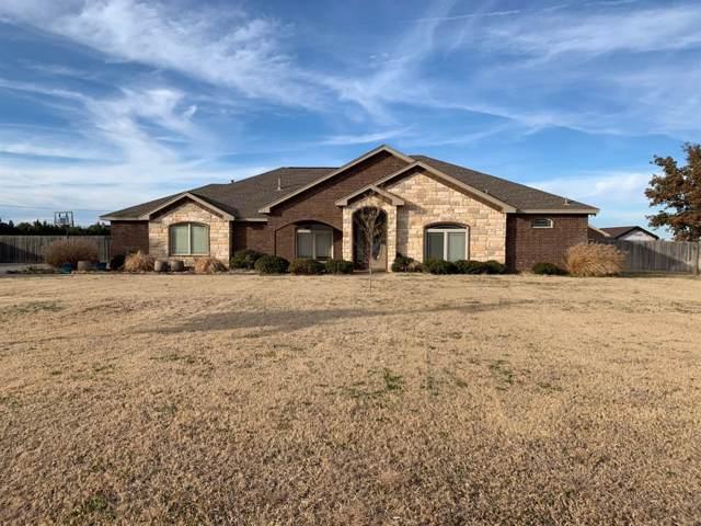 3308 County Road 7550, Lubbock, TX 79423 (MLS #201909923) :: McDougal Realtors