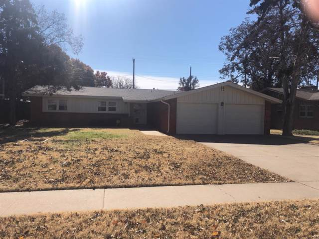 3505 47th Street, Lubbock, TX 79413 (MLS #201909961) :: Lyons Realty